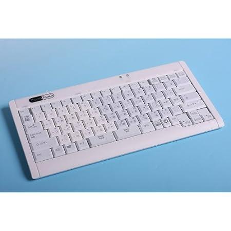 富士通コンポーネント 親指シフトキーボード 「Thumb Touch」 FKB7628-801