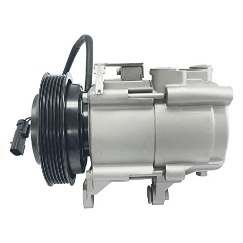 RYC Remanufactured AC Compressor and A/C Clutch FG184 (3.7 Liter Only)