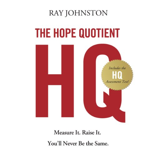 The Hope Quotient audiobook cover art