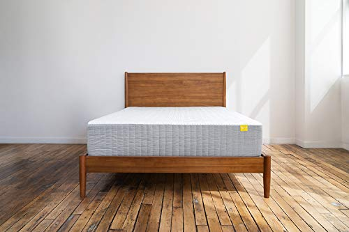 Revel Custom Cool Mattress (Cal King), Featuring All Climate Cooling Gel Memory Foam, Made in the USA with a 10-Year Warranty, Amazon Exclusive