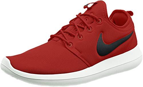 Nike Herren Roshe Two Fitnessschuhe, rot, 44 EU