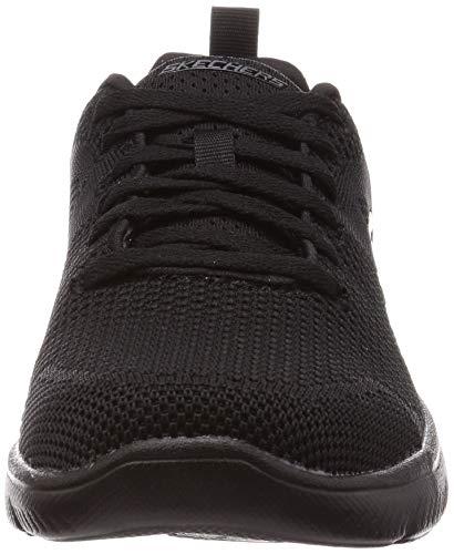 Skechers Flex Advantage 3.0-232059 Zapatillas para hombre, color Negro, talla 44 EU
