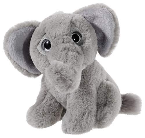 Heunec 275379 Plüschtier, Elefant, grau