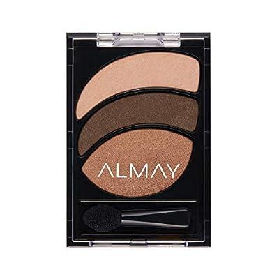 Almay Smoky Eye Trios, Everyday Neutrals, 0.19 oz., eyeshadow palette (50)