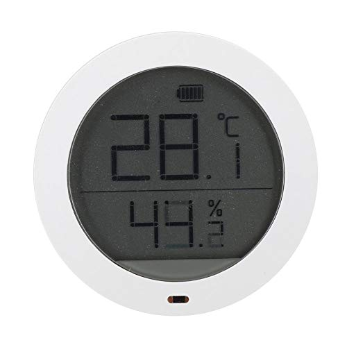 Bluetooth temperatuurmeter, real-time vochtigheidssensor, LCD-display temperatuur vochtigheid hygrometer real-time monitoring voor thuis