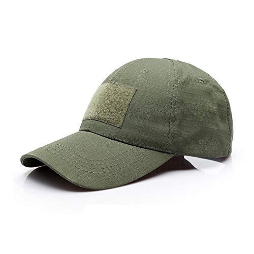 Berretto da Baseball Tattico, Cappello da Baseball Mimetico Militare Cappello da Sole per Escursionismo Campeggio Pesca