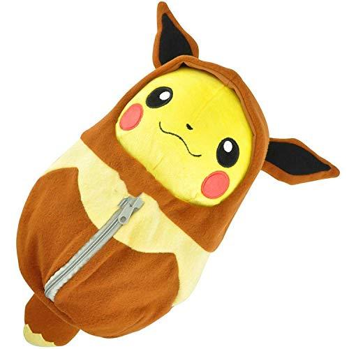 XINBANG Pokemon Spielzeug Pokemon Pokemon Pokémon Pokemon Spielzeugpuppe Spielzeug Schlafsack Pikachu
