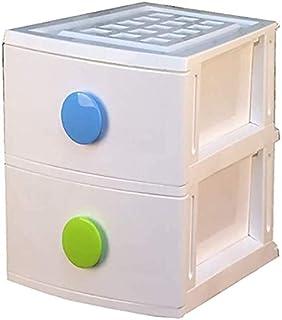 Classeurs Dépôt Plastique Dossier Famille Cabinet Boîte de Rangement de Bureau tiroirs Armoire de Rangement de Bureau Beig...