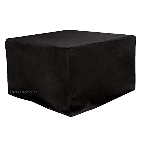 Harts Protective Furniture Cover designed for Outdoor Patio Rattan Furniture sets, Cube Sets & Sofa Sets - Various Sizes (125 x 125 x 74)
