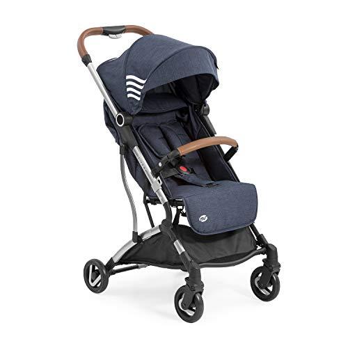Innovaciones MS Sweet - Silla De Paseo Bebé, Ultraligera y Compacta - Color Azul 21306