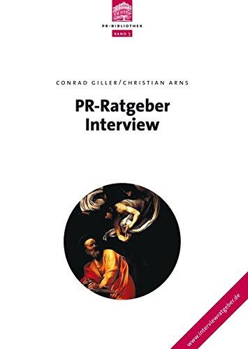 PR- Ratgeber Interview (depak PR Bibliothek)