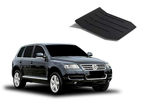 Unterfahrschutz Motorschutz aus Stahl für Touareg 2002-2010