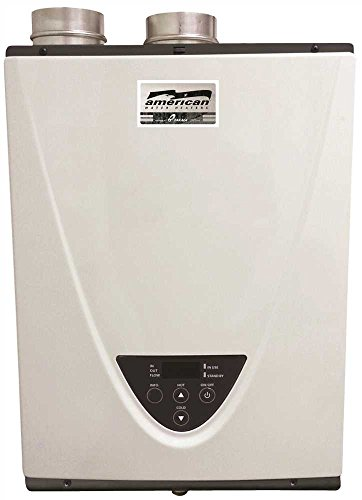 TAKAGI GT-540-NIH 1030525 19900 BTU 10 gpm American Indoor Natural Gas Condensing Tankless Water Heater