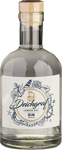 Heiko Blume Deichgraf London Dry Gin 43% 0.5l