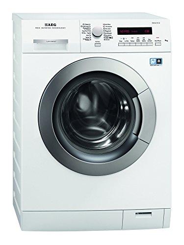 AEG L7749PVFL Waschmaschine FL / A+++ / 150 kWh/Jahr / 1400 UpM / 9 kg / Großes LC-Display