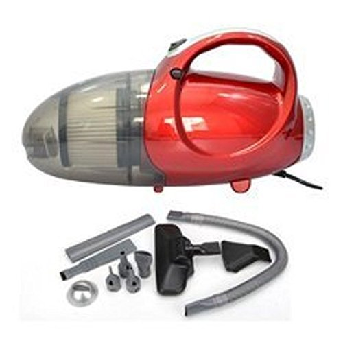 Miss Queen New Multi-Functional Portable Blowing and Sucking Dual Purpose Handheld Car Electric Dust Dry Cleaning Multipurpose Stainless Steel Vacuum Cleaner