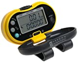 Podometro con Radio FM - Oregon Scientific - Mod. PE316FM - Reloj y Crono (Unidad: Milla)