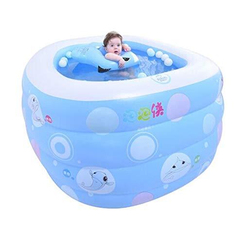 Zwembad baby huishouden zwembad isolatie verdikkend pasgeborenen kind opblaasbare zwemband