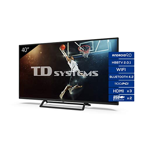 Smart Tv Barato  Marca TD Systems