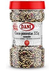 Dani - Cinco pimientas 330 gr.