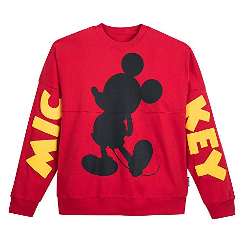 Disney Mickey Mouse Spirit Jersey for Adults – The Mickey Mouse Club, Size XL