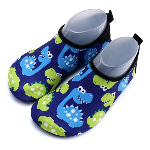 Boys and Girls Beach Swimming Shoes Floor Skin Shoes Outdoor Wading Shoes Children Snorkeling Shoes Diving Shoes