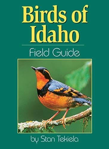 Birds of Idaho Field Guide