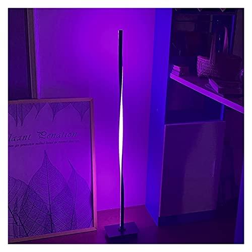 ZHIHUI Lámpara De Pie LED, Lámpara De Atmósfera De Tira Larga Lámpara De La Esquina De La Habitación De La Sala Colorida De La Lámpara De Pie RGB Colorido (Size : C2)