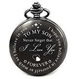 Son Gifts from Mom Watch for Valentine Fathers Day Christmas Birthday,...