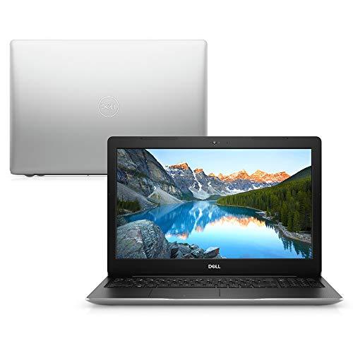 """Notebook Dell Inspiron I15-3583-As80S 8ª Geração Intel Core I5 8Gb 256Gb Ssd 15.6"""" Placa de Vídeo Amd Windows 10 Prata"""