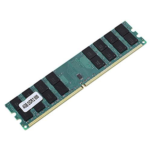 Tarjeta RAM DDR2 4G 800MHz, módulo de memoria 1.8V 240PIN PC2-6400 para placa base de computadora de escritorio PC