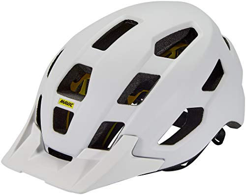MAVIC Casco MTB Deemax MIPS® White Black, talla L (57/61)