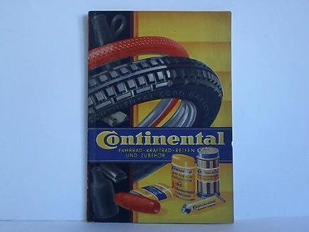 Continental Bereifung und Zubehör für Fahrräder und Krafträder