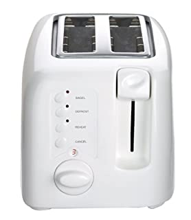 Cuisinart CPT-120 Compact Cool-Touch 2-Slice Toaster, White (B0000A1ZMV) | Amazon price tracker / tracking, Amazon price history charts, Amazon price watches, Amazon price drop alerts