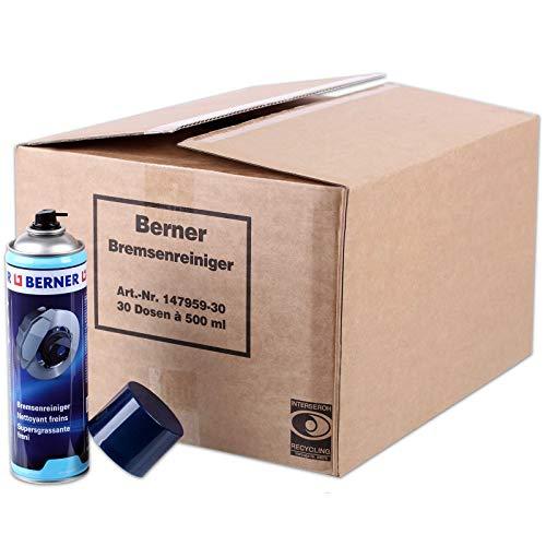 Berner 1 Karton Berner 30x Dosen Bild