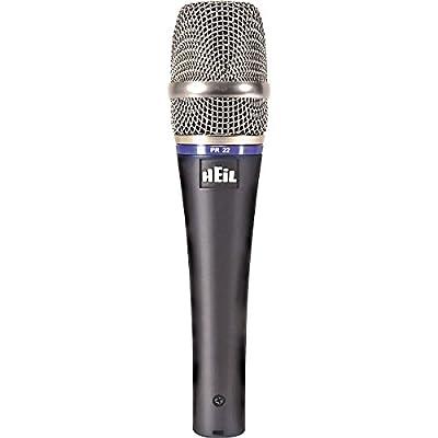 HEIL PR-22UT DYN VOCAL CARDIOD MIC-UTILITY
