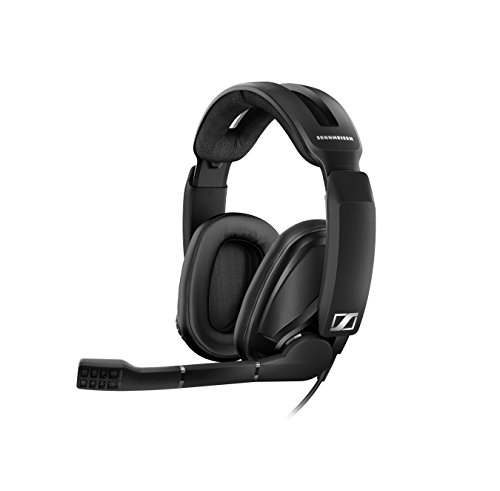 Sennheiser Over-Ear Gaming Headset GSP 302 Schwarz - Headset - Producto