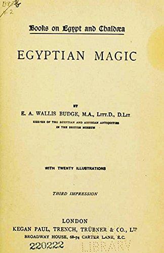 Egyptian Magic (Illustrated) (English Edition)