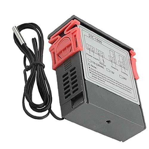 Temperatura Controlador de Pantalla Digital STC-1000 microordenador Digital 110V-220V Controlador de Temperatura