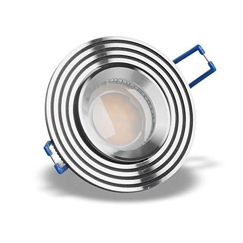 LED 6w 2700k blanc chaud encastré gu10 6332