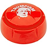 Fairly Odd Novelties TrumpedUp Trumpism Sound Button, 7 Sayings Funny Donald Trump Political Humor Gift