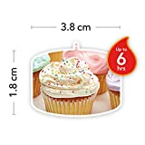 Yankee Candle Teelichter-Kerzen, Vanilla Cupcake, 12er-Packung - 4