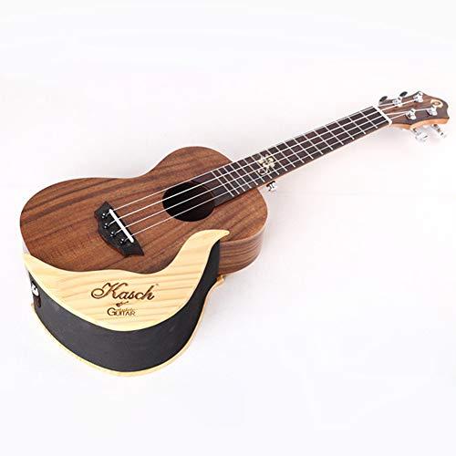 LanLan wandhouder voor kleine gitaar, ukelele van hout, elegant