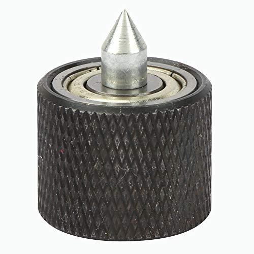 Torno de madera cónico central de cono central, accesorio de torno de funcionamiento suave para máquina de pulir para torno CNC