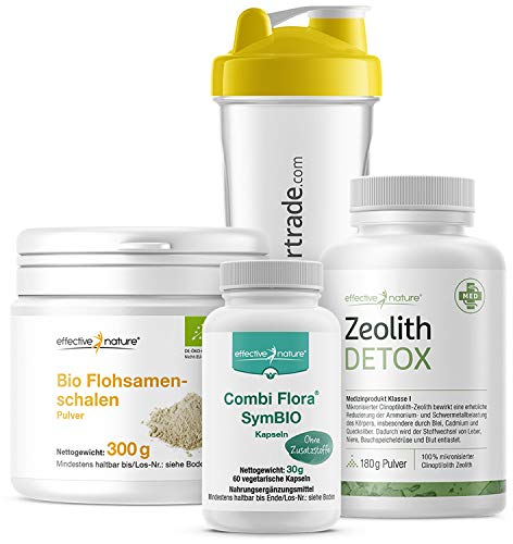 effective nature Classic Clean mit Zeolith Detox