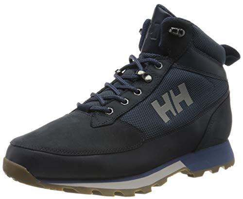 Helly Hansen Herren Chilcotin Trekking-& Wanderstiefel, Blau (Navy/Dark Teal/Vintage 597), 40 EU