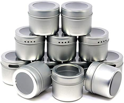 Top 10 Best magnetic spice tins for fridge Reviews