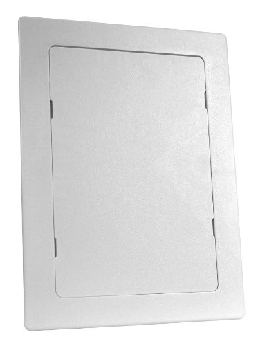 Oatey 34055 Plastic Access Panel, 6-Inch by 9-Inch