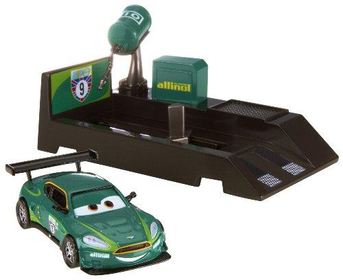 Cars - V3661 - Voiture Miniature - Cars 2 - Aston Martin Db94