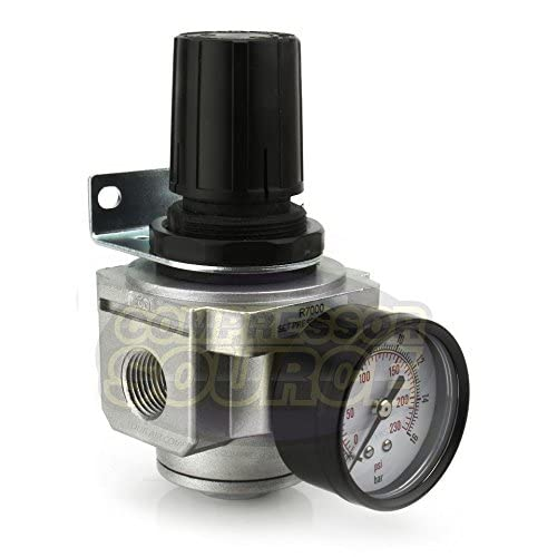 Air Pressure Regulator for compressor compressed air 3/4